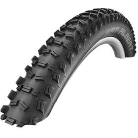 """SCHWALBE Fat Albert Rear Bike Tire 24"""" Foldable black"""